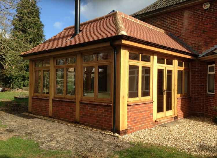 Oak Timber Frame Buildings Surrey
